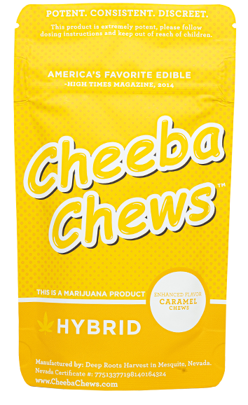 Caramel Taffy Cheeba Chew
