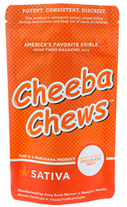 Sativa Chocolate Taffy Cheeba Chew