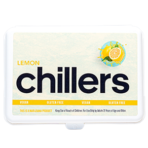 Lemon Hard Candy Chillers