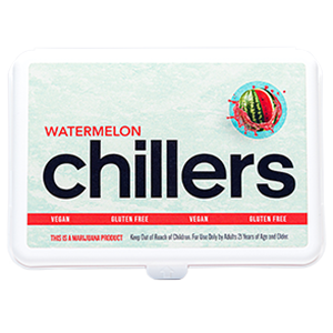 Watermelon Hard Candy Chillers