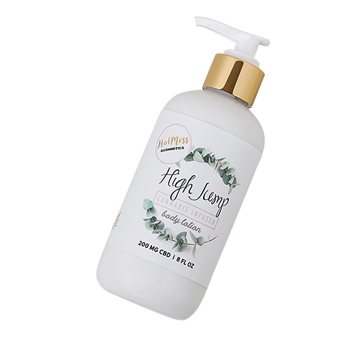 High Jump CBD Body Lotion