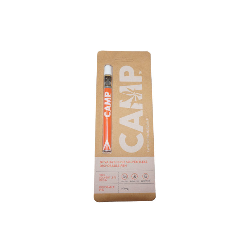 Pineapple Upside Down Cake Rosin Disposable Vape Pen