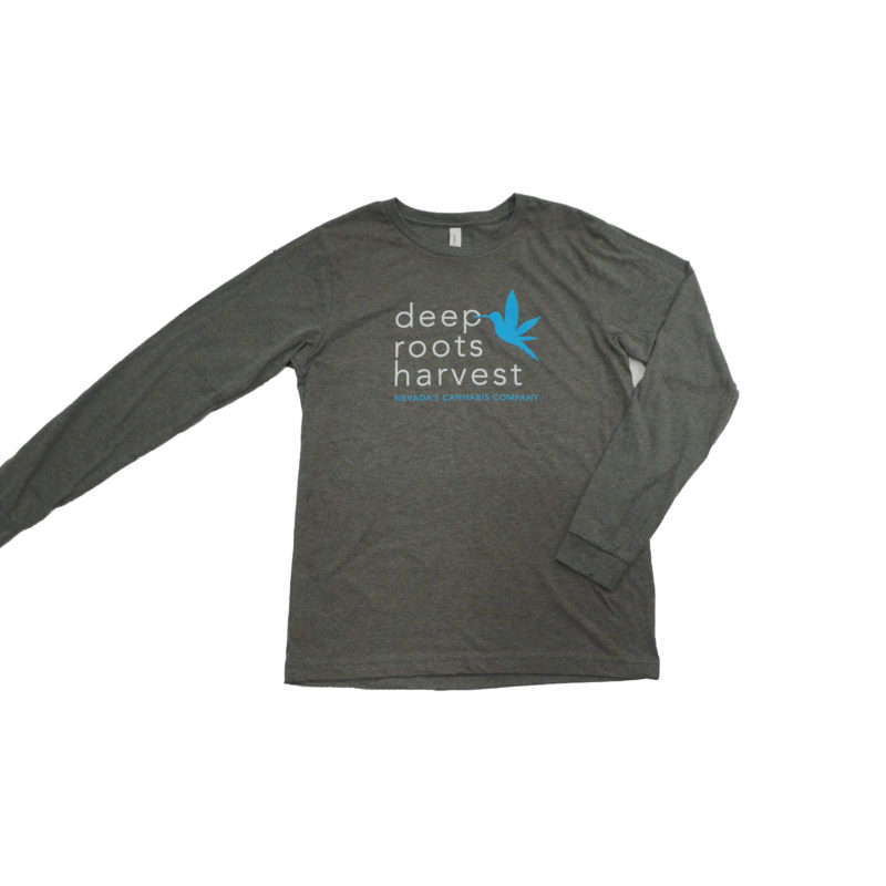 Gray Long Sleeve DRH Shirt