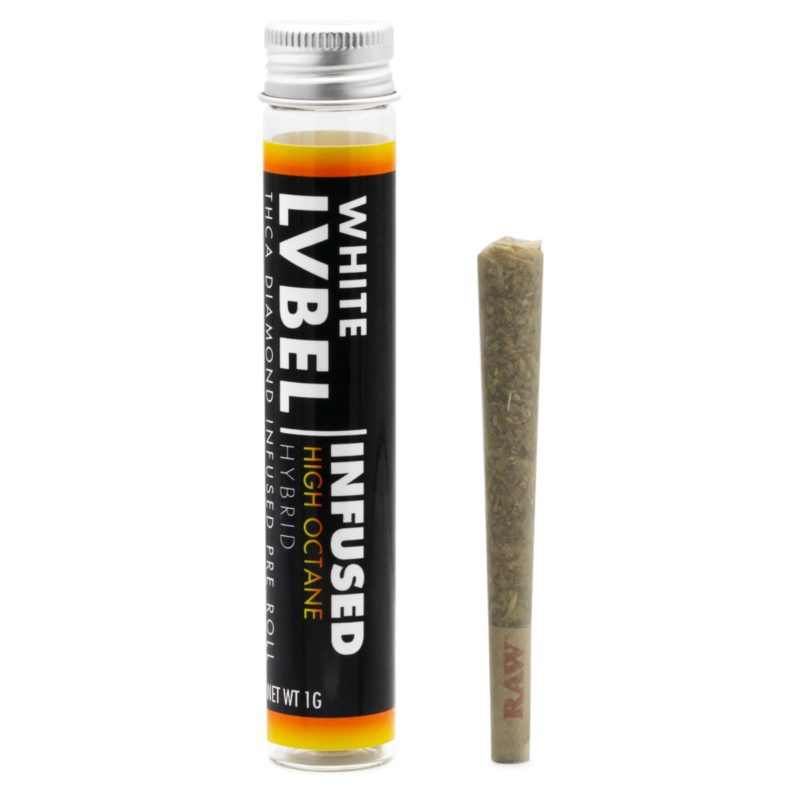 High Octane Infused Preroll