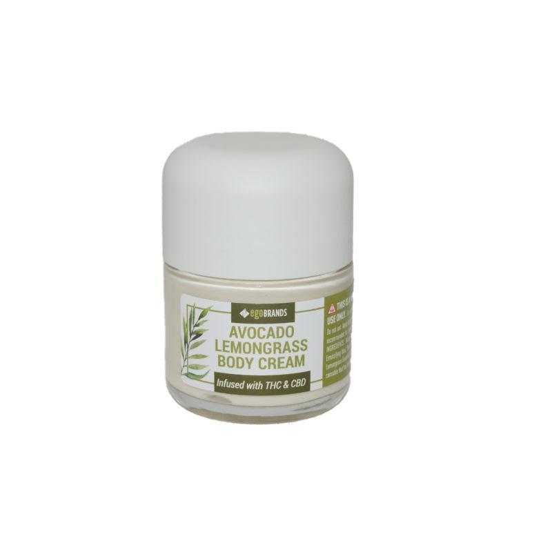 Avocado Lemongrass Cream
