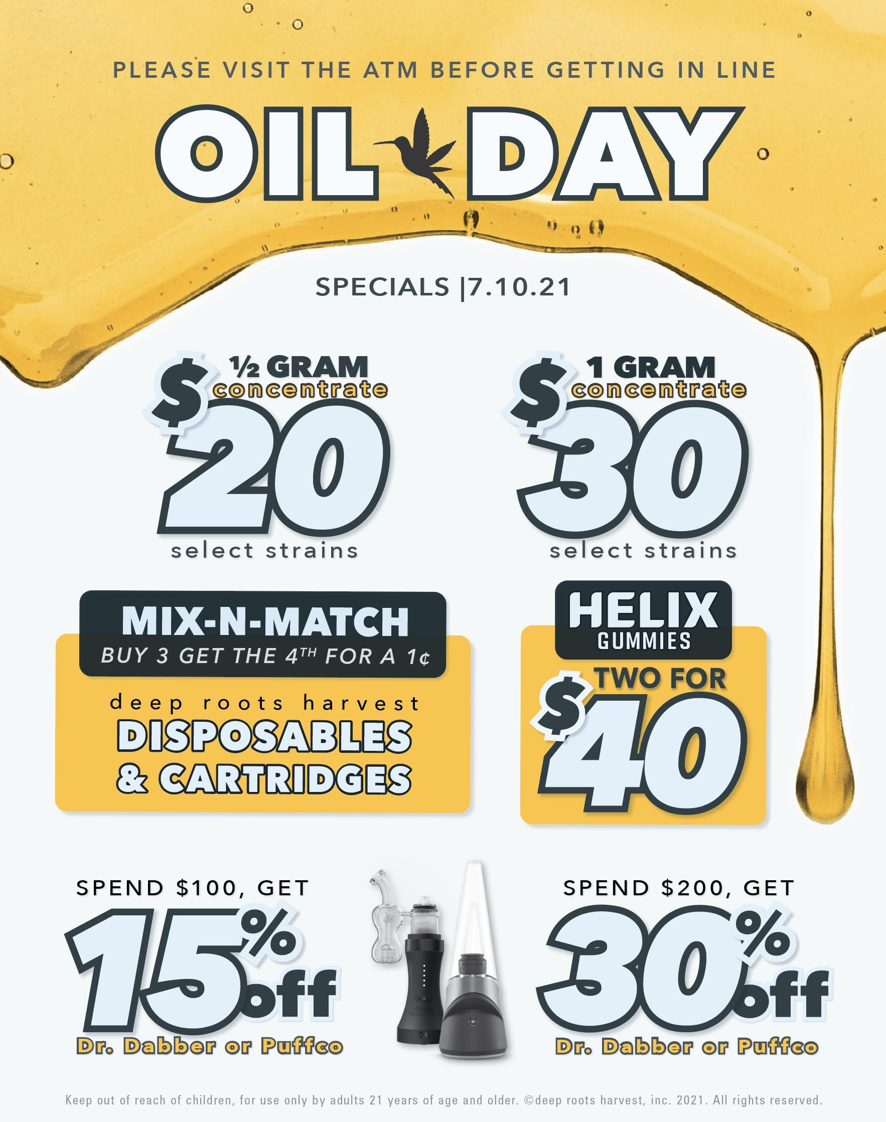 oil day