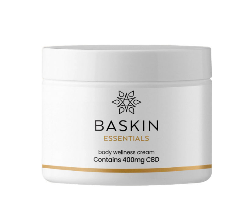 Baskin Extended Wellness CBD Cream