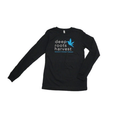 Black Long Sleeve DRH Shirt