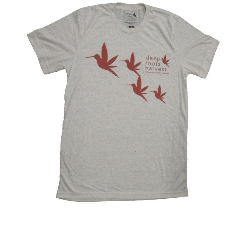 Fly Away Bluebirds T-Shirt