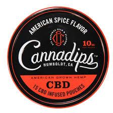 CBD Cannadip – American Spice
