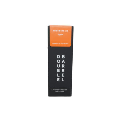Double Barrel – Pineapple Paradise Vape Cartridges