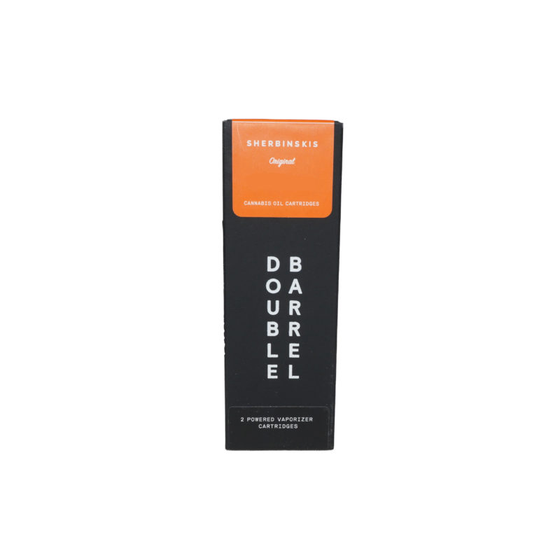 Double Barrel – Wild Strawberry Vape Cartridges