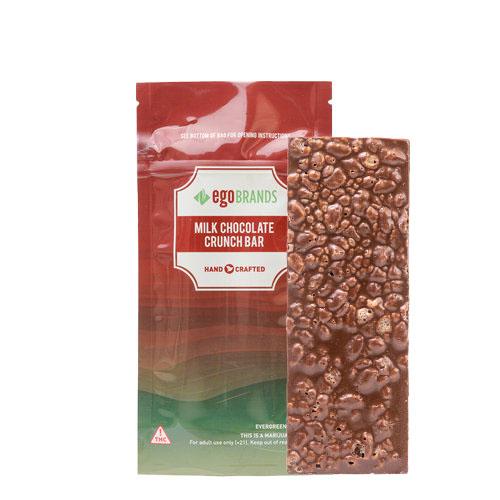 Milk Chocolate Crunch Bar