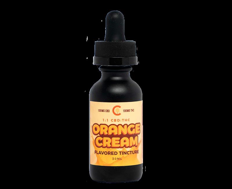 Orange Cream 1:1 Tincture